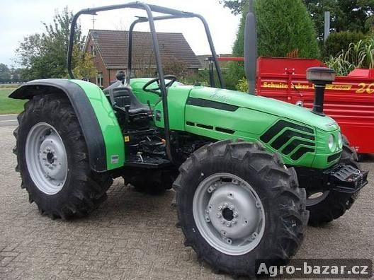 2011 Deutz-fahr Agrolux 80