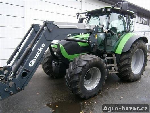 2007 Deutz-fahr Agrotron K120