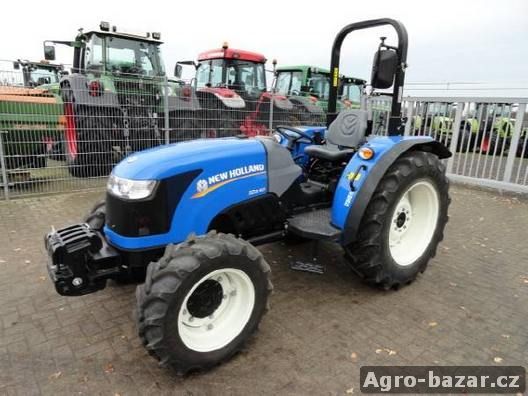 2011 New Holland TD 3,50