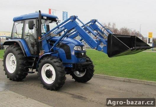 Levný traktor Europard