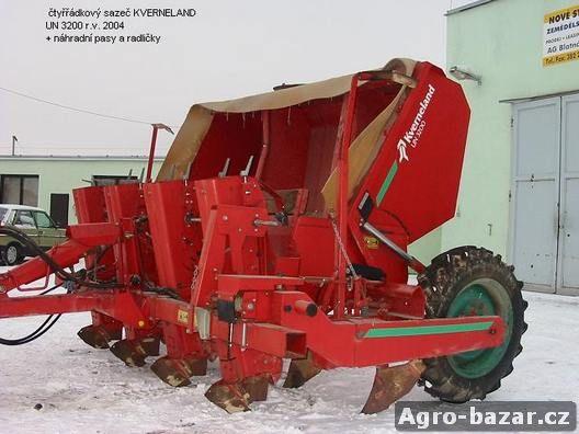 sazeč brambor KVERNELAND UF 3200