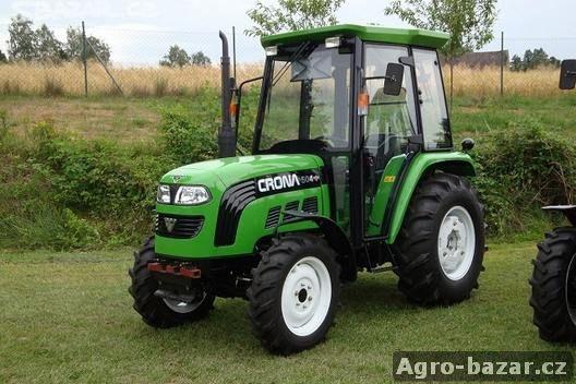 Traktor FOTON - CRONA 504, nový v záruce, AKČNÍ cena