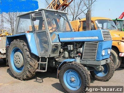 traktor Zetor 8011