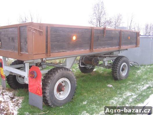 traktorový vlek ,7t