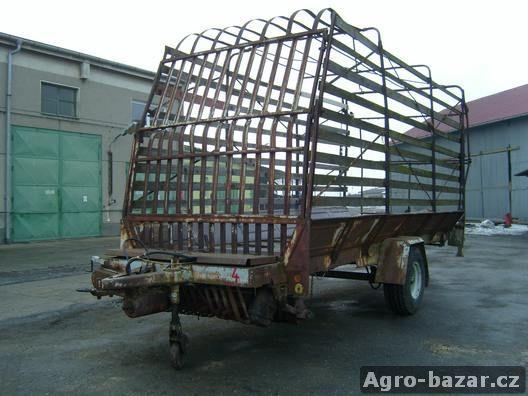 Návěs traktorový samosběrací MV 3 - 025
