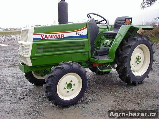 Yanmar FX 20 D