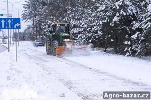 Sněžný pluh - radlice