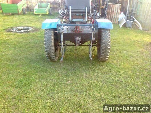 Traktor domaci vyroby