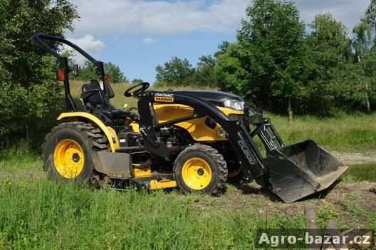 Prodej malotraktoru CUB CADET SX 3100