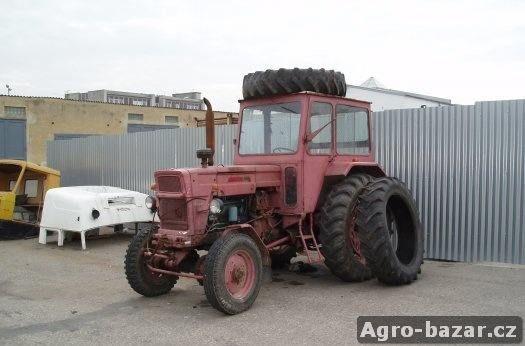 Rumun-Rumunsk� traktor UTB 650 nebo UTB 651