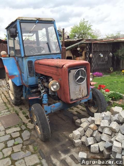 Traktor Zetor