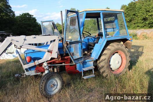 Prodám traktor Zetor 6911