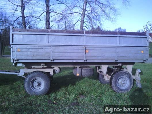 Traktorový vlek 9T-BSS agro