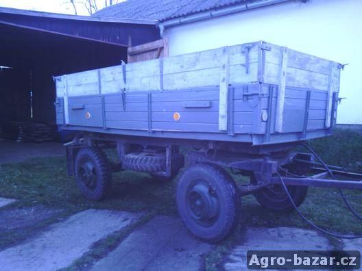 Traktorový vlek 5T