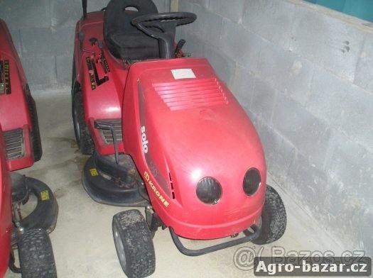 Zahradní traktor CG 13/92 I