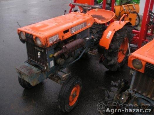 Malotraktor Kubota B7000 2WD