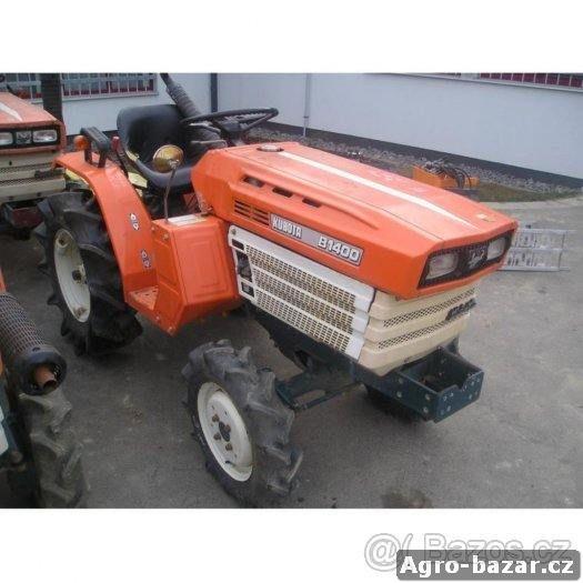 Malotraktor Kubota B1400 4WD