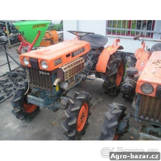 Malotraktor Kubota B7000 4WD