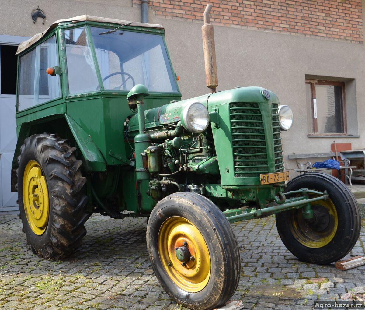 Prodám traktor Zetor Z-25