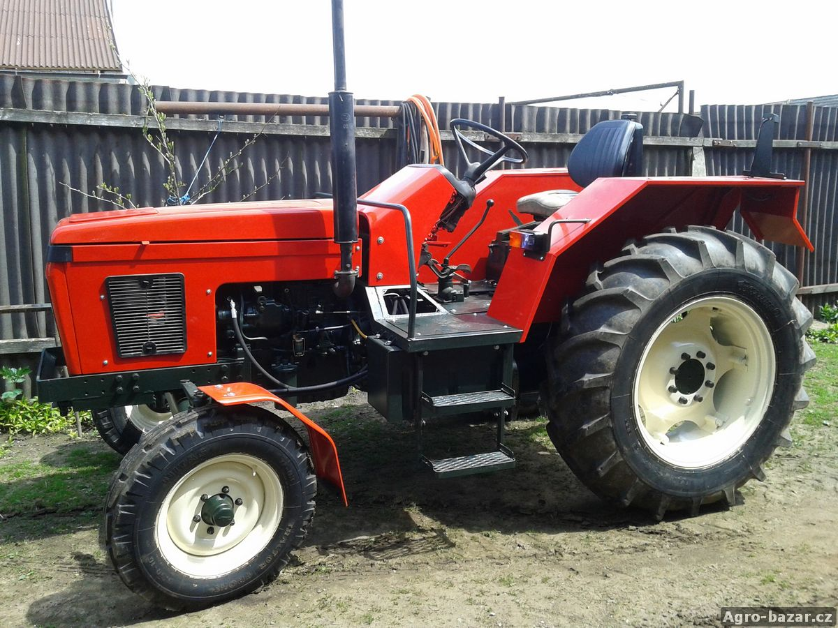 Prodám traktor Zetor 5211 po celkové GO