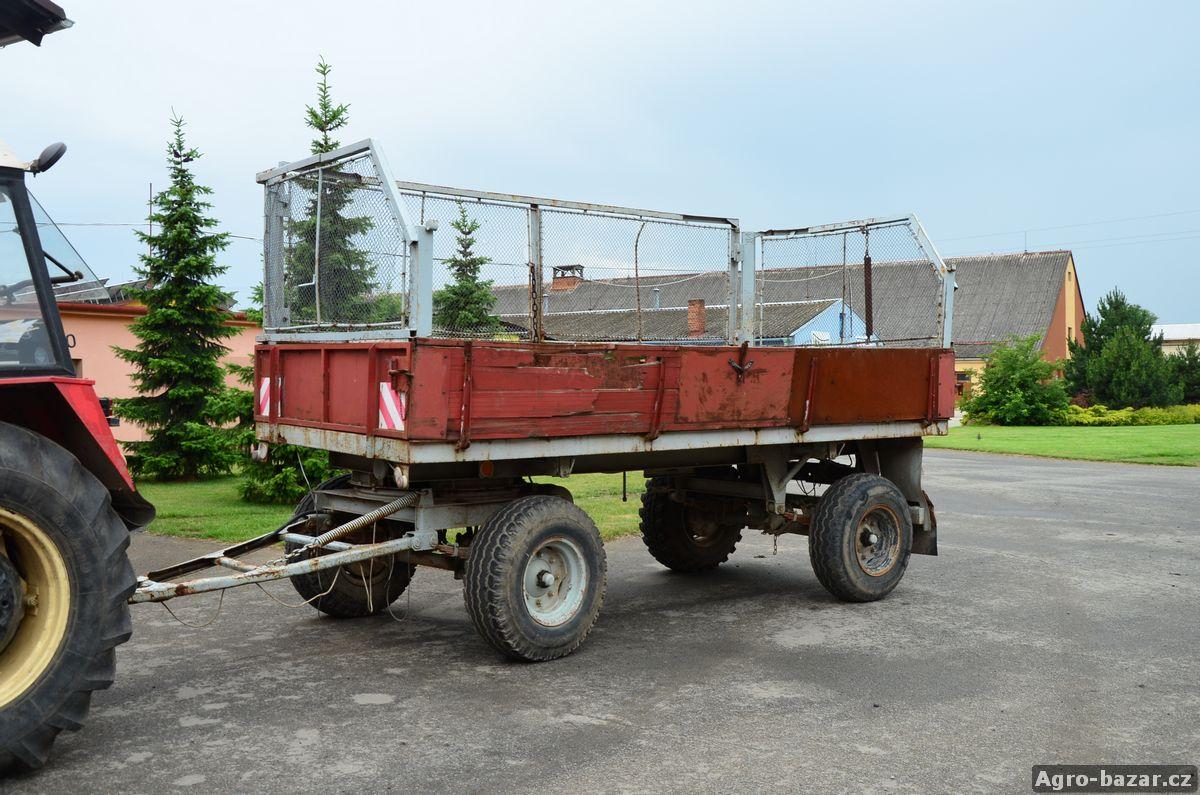 Traktorov� p��v�s vlek 6t
