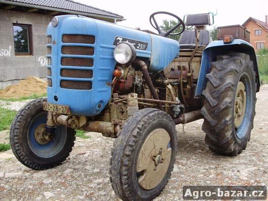 Prodám traktor Zetor