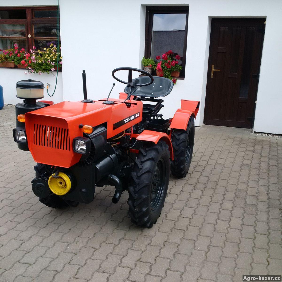 Malotraktor tz4k14