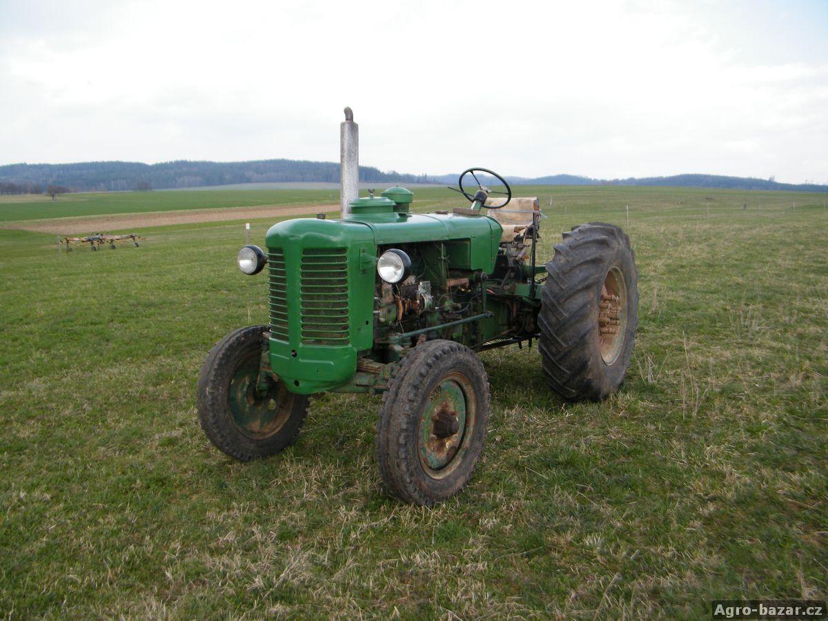 Traktor Zetor 50