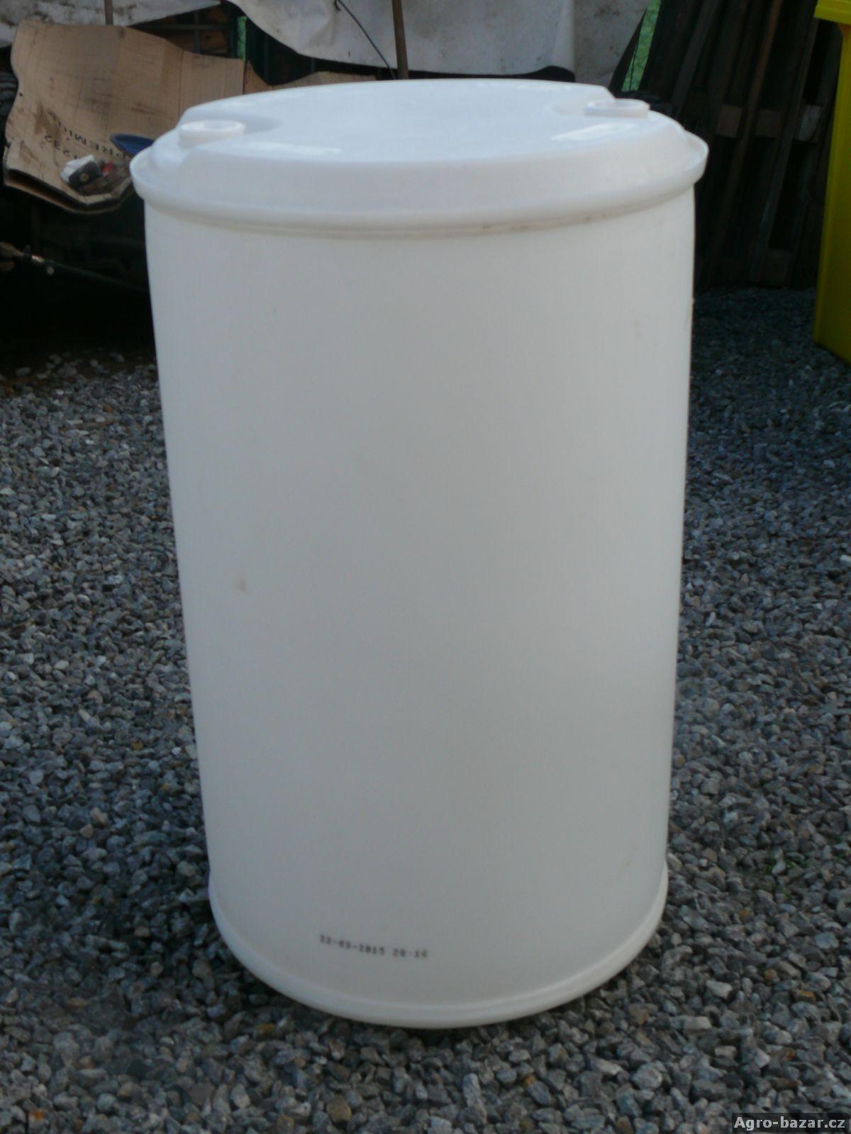 Plastový sud, barel vhodný na vodu 220L