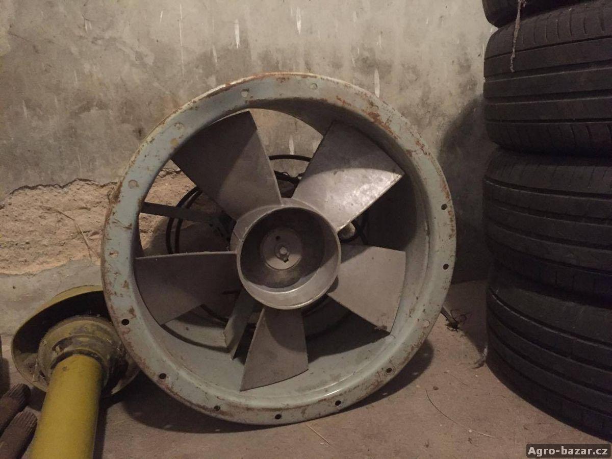 Prodám průmyslový větrák 550W