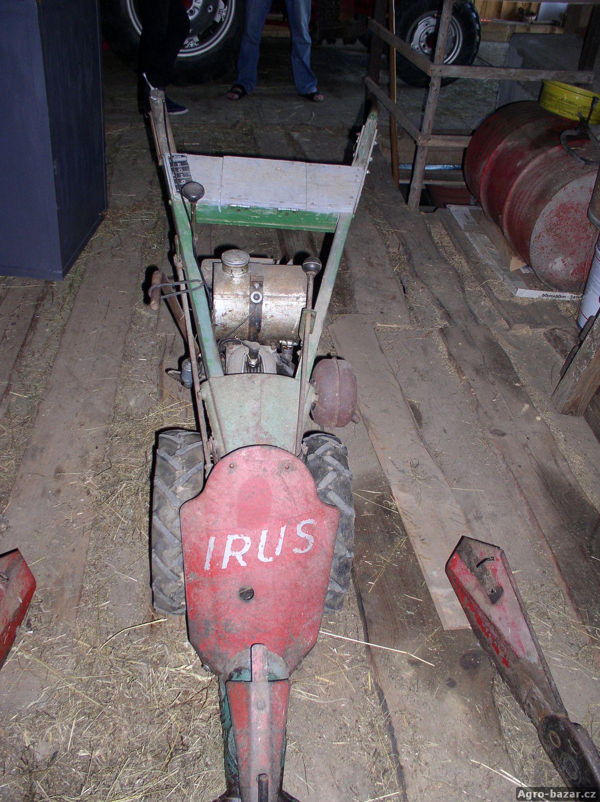 IRUS- Fréza se žací lištou