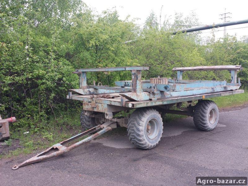 Valník - přívěs za  auto nebo traktor