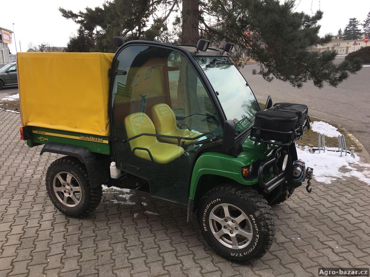 John Deere Gator HPX diesel