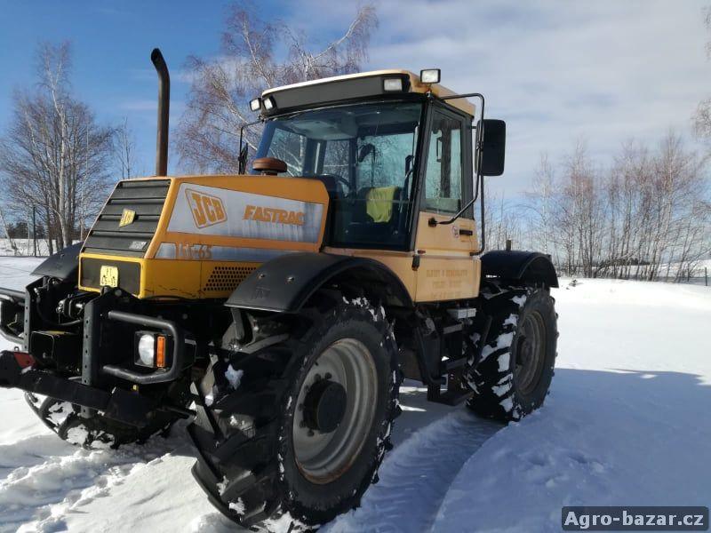 Traktor JCB Fastrac