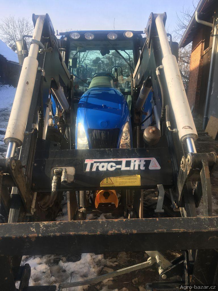 Prodám traktor New Holland T5050