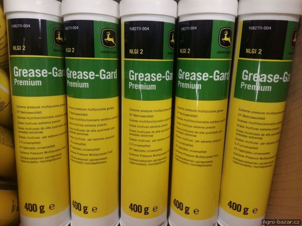 Mazivo John Deere Grease Gard Premium 400g kartuš