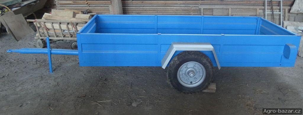 Prodám dvoukolovou káru za traktor