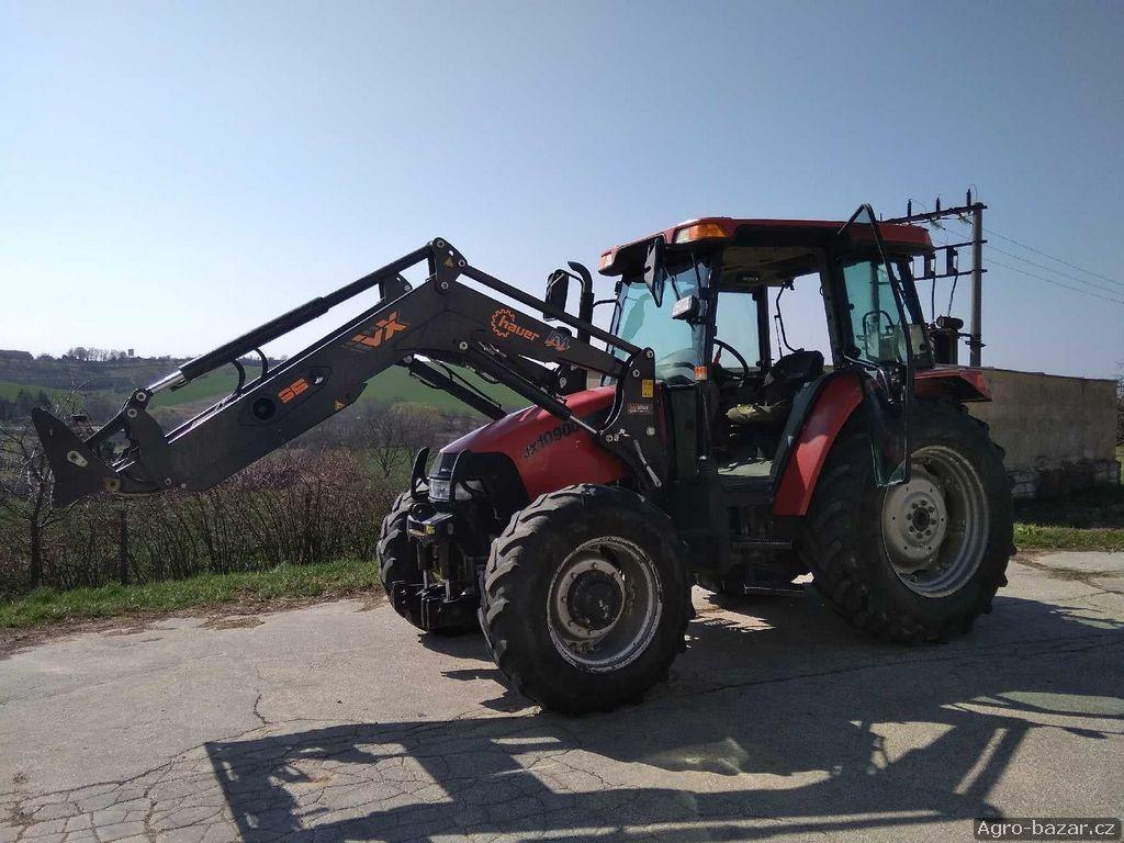 traktor CASE JX109OU za 450.000 Kč