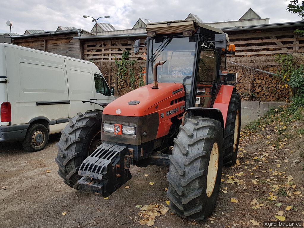 Traktor SAME Explorer 90