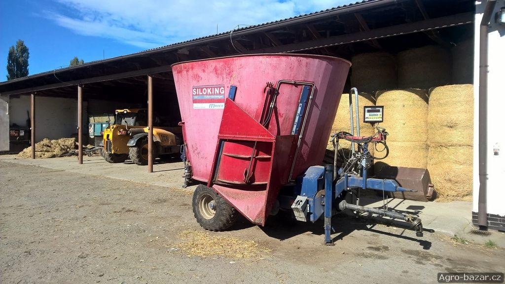 Prodám krmný vůz Siloking