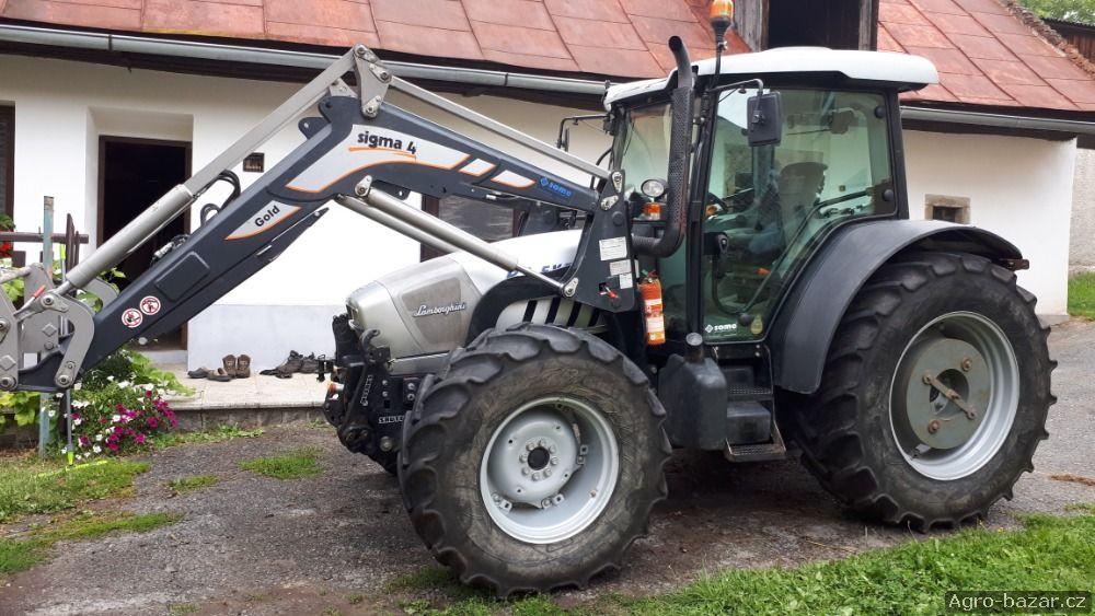 Kolový traktor Lamborghini R3 EVO 100