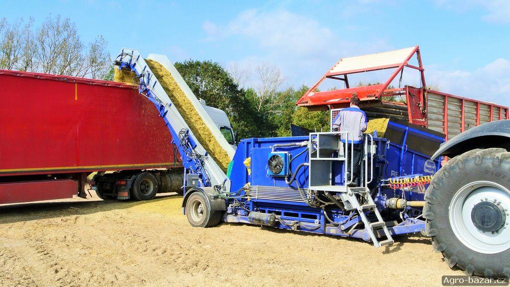Překládací stanice na kukuřici - EURO BAGGING, stroj RELOADER H5