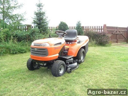 Prodám zahradní traktor Husqvarna 21 HP