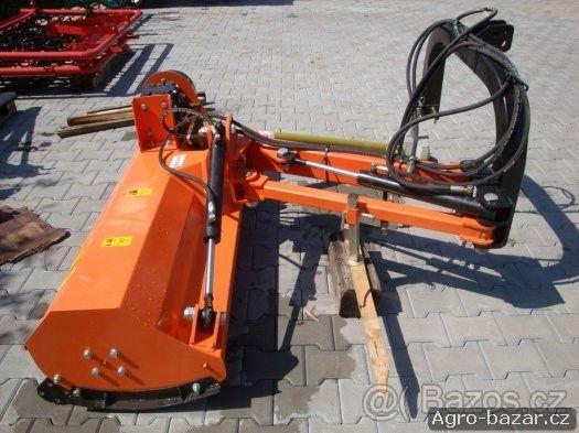 iPříkopový mulčovač, stranový MPL- 125 za traktory