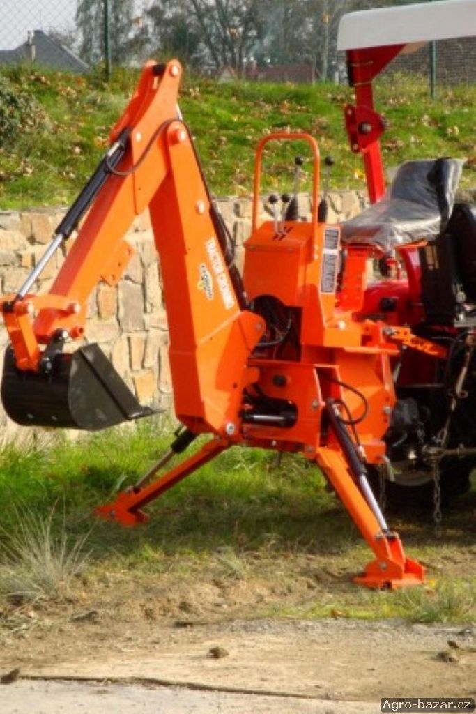 Prodám nový podkop Cronimo DH-7 za traktor,