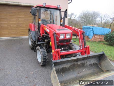 Traktor Belarus 50Hp 4x4