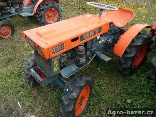 Malotraktor Kubota 6000 DL 4x4