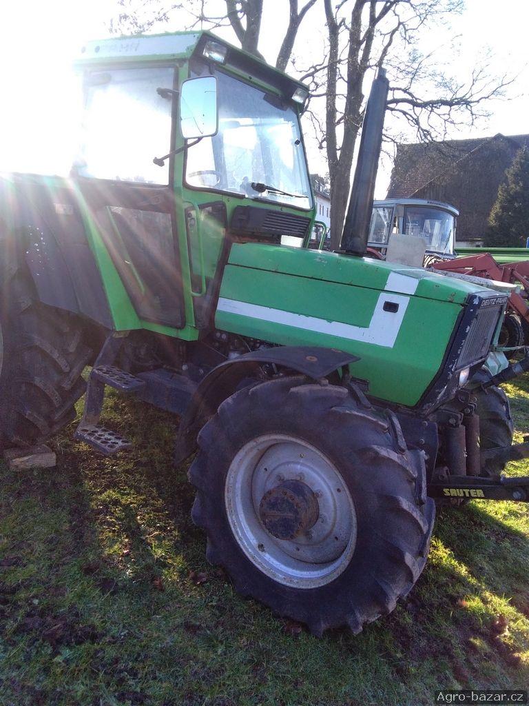 Traktor Deutsch Fahr