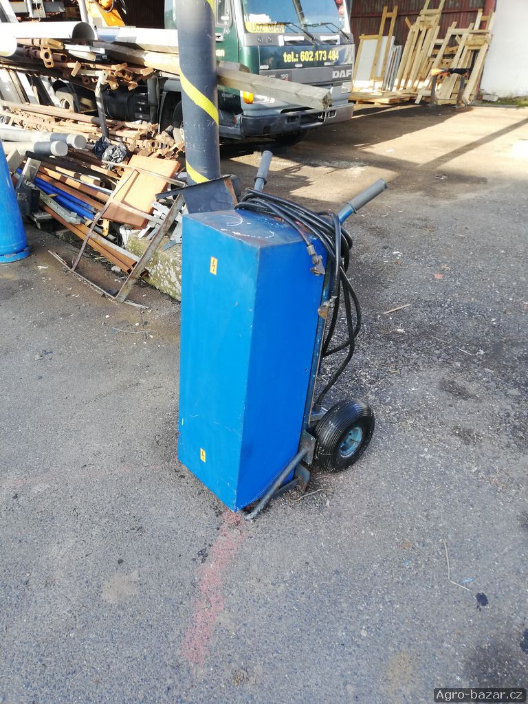 Startovací vozík 12 _24V