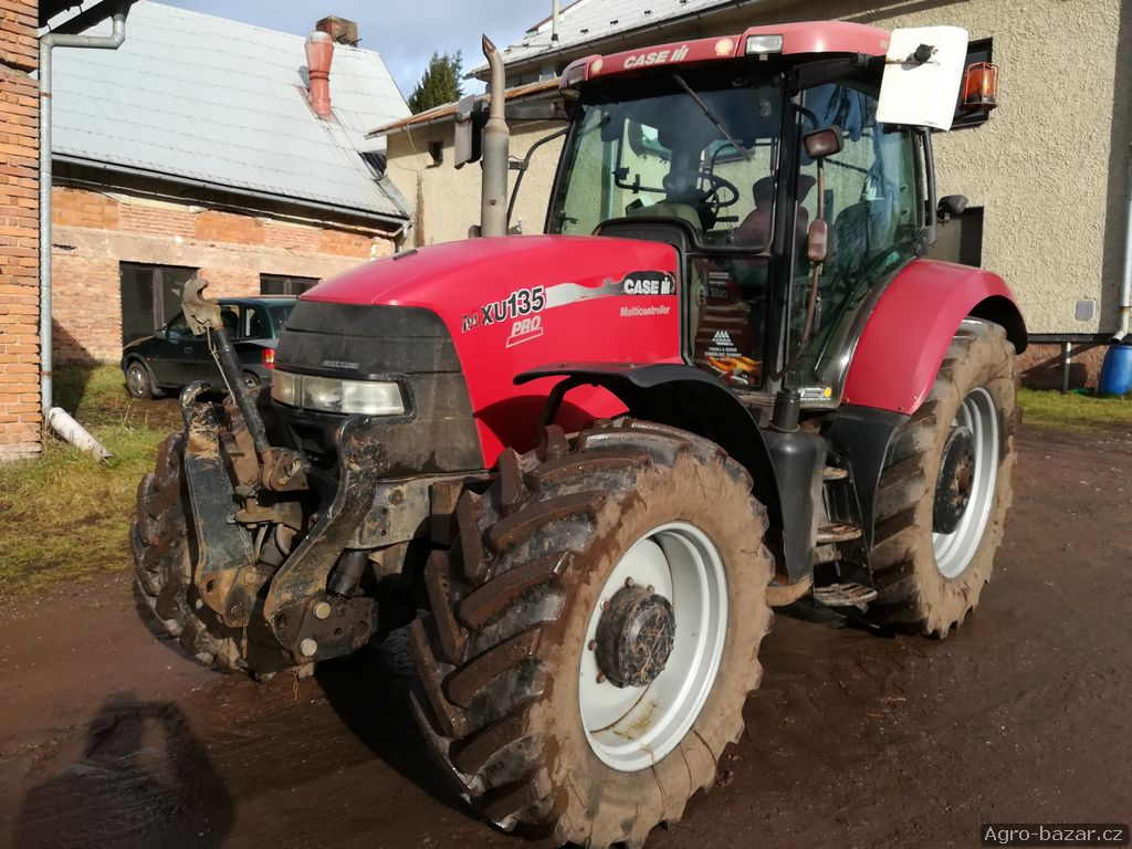 Case IH MXU 135 Multicontroler